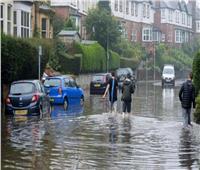 بريطانيا.. تحذر من فيضانات شديدة