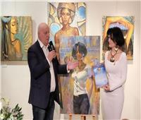 «ترنيمة الشمس».. ذهبية روسيا لفنانة مصرية
