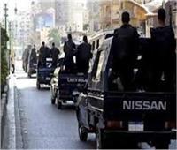 سقوط 30 تاجر أسلحة ومخدرات بالجيزة