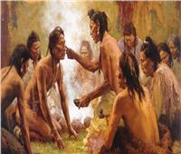 حكايات| بـ«الرقص والغنا» عاش الإنسان البدائي في كهف «بولومبوس»