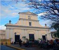 كاتدرائية سان خوان باوتيستا.. ثاني أقدم كنيسة حول العالم