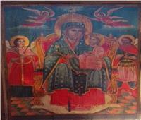 عرض أيقونات دير الملاك ميخائيل بكفر الدير