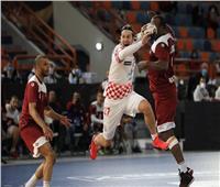 مونديال اليد| انطلاق مباراة كرواتيا والبحرين