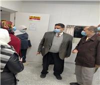 «صحة المنوفية»: جولة مرورية لمدير عام الطب العلاجي على مستشفى أشمون