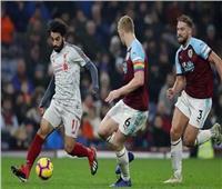 مباراة ليفربول وبيرنلي في الدوري الإنجليزي   بث مباشر
