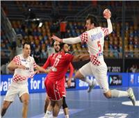 كرواتيا تهزم البحرين 28 - 18 في مونديال اليد