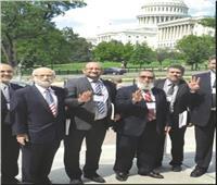 ثورة ٢٥ يناير| الاستقواء بالخارج.. تخابر مع حماس وعمالة مع تركيا