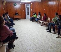 «الكاثوليكي للإعلام بأسيوط» يعقد لقائه الأول بحضور مطران الإيبارشية