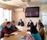صحة سوهاج تشكل لجنة لصرف العلاج للحالات الحرجة من مرضى كورونا