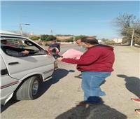 رئيس مدينة المنيا: تحرير 38 محضر مخالفة لعدم ارتداء الكمامات