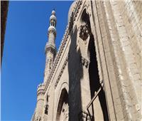 بث شعائر صلاة الجمعة من داخل مسجد الرفاعى بمصر القديمة