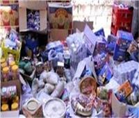 68 محضر ببورسعيد.. والتحفظ على طن ونصف سلع غذائية غير صالحة