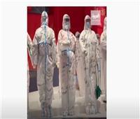 معرض يكشف انتصار ووهان الصينية على وباء كورونا| فيديو