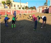 شباب وأطفال كفر الشيخ يشاركون في مبادرة «إلعب رياضتك وزود مناعتك»