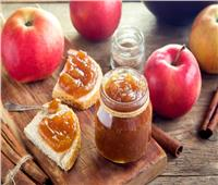 اسهل طريقة لتحضير مربي التفاح