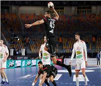 مونديال اليد   انطلاق الشوط الثاني لمباراة مصر وبيلاروسيا