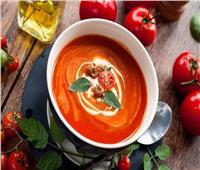 تقدم مع «التوست المحمص» .. طريقة عمل شوربة الطماطم