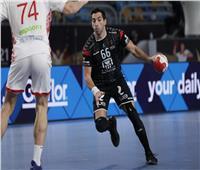 مونديال اليد| منتخب مصر يواصل انتصاراته بالفوز على بيلاروسيا بنتيجة 35/ 26