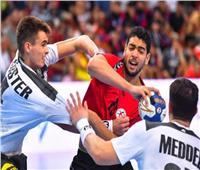 مونديال اليد | أحمد هشام الافضل في مباراة مصر وبيلاروسيا