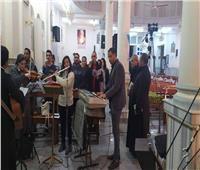إيبارشية سوهاج تواصل استعداداتها لسيامة الأسقفية للأنبا توما حليم