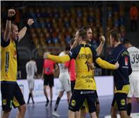 مونديال اليد| السويد تتقدم على سلوفينيا في الشوط الأول