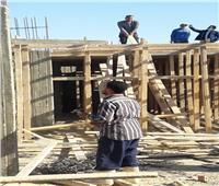 حملات مكثفة لضبط وصلات المياه المسروقة بالقاهرة الجديدة| صور