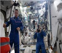 محطة الفضاء الدولية تبحث وجود تسرب هواء آخر