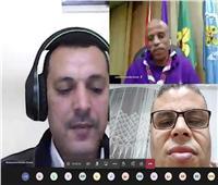 ختام المنتدى الكشفي الالكتروني لجوالي وجوالات جامعة قناة السويس.. صور