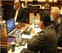 وزير الرياضة يجتمع مع مديري الصالات المستضيفة لمنافسات مونديال اليد
