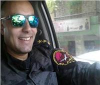 عيد الشرطة| والد الشهيد عمرو صلاح : «عاش بطل واستشهد بطل»