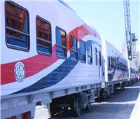 وداعا للقطارات القديمة  كيف سيحول «السيسي» قطاع السكة الحديد بمصر؟.. صور