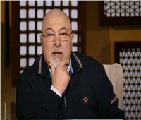 بالفيديو.. خالد الجندى: فرعون ليس إسماً.. الفراعنة منهم مؤمنين وكافرين