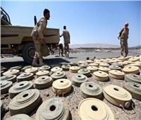 إتلاف 1600 لغم زرعتها مليشيا الحوثي في باب المندب باليمن