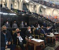 مونديال اليد| وزير الرياضة يجتمع مع مديري الصالات المستضيفة عبر الفيديو كونفرانس