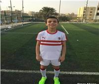 والد عمر ناشئ الزمالك في السويس يحكي المشاهد الأخيرة قبل وفاته