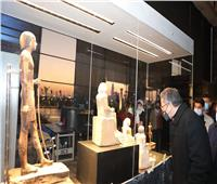 «عواصم مصر» متحف كنوز التاريخ  بـ«الإدارية الجديدة»