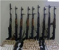 سقوط 27تاجر مخدرات وسلاح بالجيزة