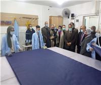 «شوشه» تجهيز المناطق الصناعية في سيناء أمام المستثمرين