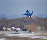 5 طائرات MiG-31BM تصل المنطقة العسكرية المركزية في روسيا هذا العام