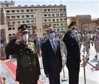محافظ أسوان يهنئ الرئيس السيسى بعيد الشرطة