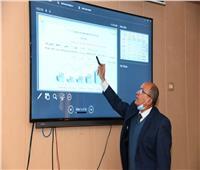 «مياه الإسكندرية»: بحث المشكلات وحلها لتحسين الخدمات المقدمة للعملاء