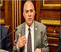 وزير الري أمام «النواب»: لدينا تحديات مائية كبيرة ونعمل على مواجهتها