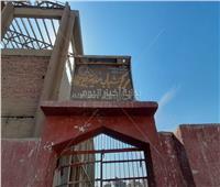 مشروع استاد نجع حمادي.. «خرابة» يسكنها المدمنون | فيديو