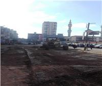 تطوير قرية محلة أبو علي ورصف شوارعها