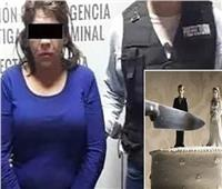 «الضحية البريء».. وزنها الزائد أفقدها التمييز فذبحت زوجها