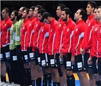 مونديال اليد| انطلاق مباراة مصر وسلوفينيا