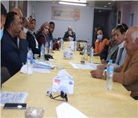 «الحركة الوطنية» يجتمع مع أمناء 3 محافظات استعداداً للمحليات
