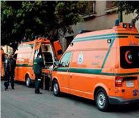 إصابة 4 أشخاص في حادث سير في صحراوي بني سويف