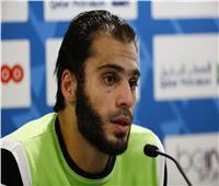 حارس يد منتخب مصر: أشكر المدير الفني ولدي ثقة كبيرة في اللاعبين