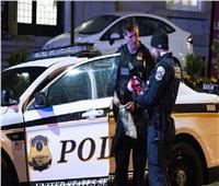 سيارة شرطة تخترق حشدا من المواطنين وتدهس عددا بواشنطن